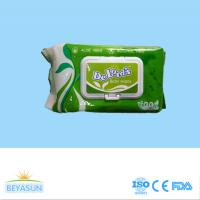 Wholesale wet wipes raw material 40%viscose+60%polyester spunlace from china suppliers
