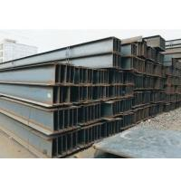 Wholesale Custom Size Steel H beam Hot Rolled 3 mm - 30 mm Thickness Black from china suppliers