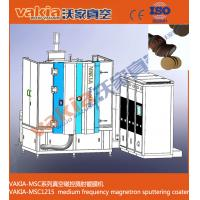 Wholesale Vertical Nickel Plating Machine , Sputtering  Copper Conductive Thin Film Coating from china suppliers