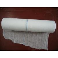 Wholesale Medical Absorbent Cotton Gauze Roll from china suppliers