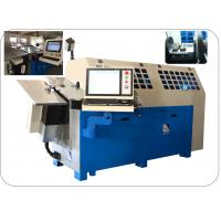 Wholesale High Accuracy Spring Bending Machine , Ten Axes Stable CNC Wire Bender from china suppliers