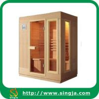 Wholesale 3 People Sauna Cabin Room(SR-C6) from china suppliers