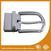 Wholesale 3.5CM Reversible Belt Buckle Mens Silver Belt Buckle Replacement from china suppliers