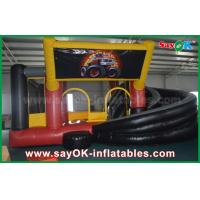 Wholesale 5 X 8m Inflatable Jumping Boucer Castles Inflatable Water Slide Combia from china suppliers