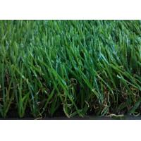 Wholesale Green Straight Residential Artificial Grass Decorative Artificial Grass from china suppliers