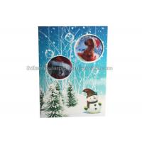 Wholesale Lenticular Custom 3d Stickers With Offset Printing For Greeting Card from china suppliers