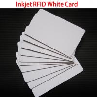 RFID TK4100 Chip Cards Printable PVC ID Inkjet Card For Access Control Security