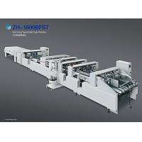Wholesale Paper Sheet Carton Packing Machine 4 / 6 Corner Touch Screen Operation from china suppliers