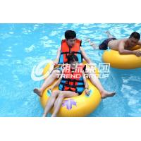 Wholesale Large Lazy River Equipment / Aqua Play Park Galvanized Carbon Steel Supporting from china suppliers