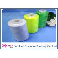 Wholesale Raw White / Green Strong Sewing Thread / Spun Polyester  Sewing Thread from china suppliers