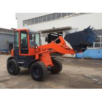 Wholesale 1.2 ton mini wheel loader by backhoe type, small hoflader for sale from china suppliers