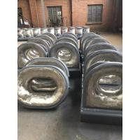 Wholesale Marine Mooring Components Marine Panama Chock , Marine Mooring Bollards from china suppliers