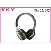 Wholesale Comfortable Wireless Headphones , Noise Cancelling Earphones Wireless Bluetooth from china suppliers