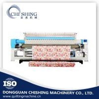 Wholesale Mattress Single Needle Quilting Machine , Industrial Embroidery Machines 3.2 Meters from china suppliers