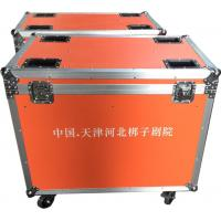 Wholesale Audio Equipment Standard Rack Flight Case , Waterproof Shockproof For Claves from china suppliers