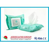 Wholesale Organic Formula Feminine Hygiene Wipes Eye Makeup Cleansing With Aloe Vera from china suppliers