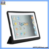 Wholesale Smart Cover Leather Case for Apple iPad 2 Black-87001823 from china suppliers