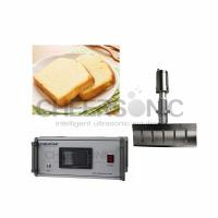 Wholesale Easy Operate Ultrasonic Pies Cake Cutting Machine With Titanium Blade Material from china suppliers