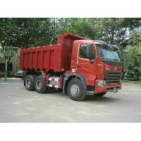 Wholesale HOWO A7-6*4-336HP-18cbm-Dump tipper truck from china suppliers