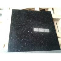 Wholesale Star Black Galaxy Granite Counter Top,Vanity Tops,Black Galaxy Granite Tiles,Imported Granite Tile from china suppliers