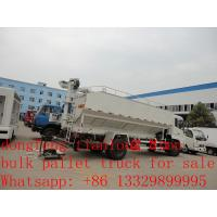 Wholesale Dongfeng tianjin 20cbm poultry feed truck for sale from china suppliers