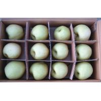 Wholesale Green And Yellow Nutritional Fresh Pears Containing Lutein-Zeaxanthin from china suppliers