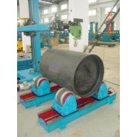 Quality 2T Manual Bolt Shifting Welding Turning Rolls / Self Aligning Rotators for Pipe for sale