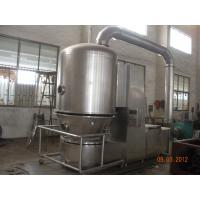 Buy cheap High Efficiency Granulating Line vibratory fluid bed dryer no dead corner 316L material from wholesalers