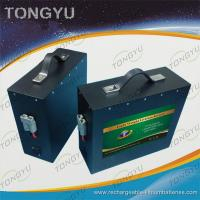 Wholesale Ultraportable Electric Tricycle LiFePO4 Rechargeable Battery 36V 20Ah For Golf scooters from china suppliers