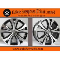 Wholesale Aluminum 19 inch 20 inch European Wheel Black Machine Face For Tiguna TOUAREG from china suppliers