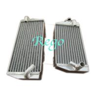 Wholesale Water cooling motorcycle/dirt bike aluminum radiator for SUZUKI RMZ450 2006 from china suppliers