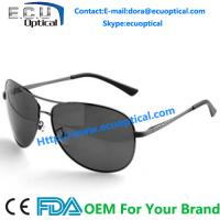 Wholesale Aevogue Metal Frame Aviator Sunglasses men 2014 Fashion polarized sunglass from china suppliers