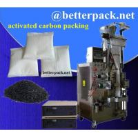 Wholesale activated carbon packets activated charcoal packaging machine in non woven bag from china suppliers