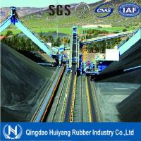 Wholesale 25Mpa Transverse Reinforcement Rubber Steel Cord Conveyor Belt in black color from china suppliers