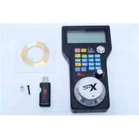 Wholesale CNC Machine Accessories CNC Wireless Handwheel MPG Remote MACH3 CNC USB Controller from china suppliers