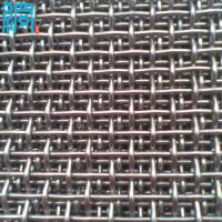 Wholesale #6x6 Crimped Woven Wire Mesh (0.55-1.6 mm wire diameter) from china suppliers