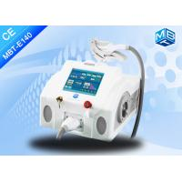 Wholesale Portable E Light Hair Removal Apparatus , 5 in 1 IPL Multifunctional Beauty Machine from china suppliers