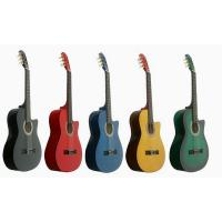 Wholesale black / white / red Linder Wood Classical Guitar Basswood Junior CG3910CA from china suppliers