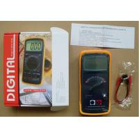 Wholesale High Precision diode HFE Capacitance Meter handheld continuity from china suppliers