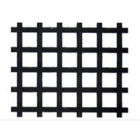 Wholesale Black Biaxial geogrid Plastic Poultry Netting Square wire fencing 39mm*39mm from china suppliers