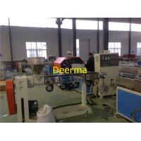 Wholesale Braided Plastic Pipe Extrusion Line For PVC Fiber Reinforced Hose Garden Use from china suppliers