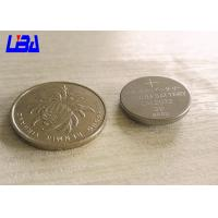 Quality Standard CR2032 240mAh Lithium Button Batteries For Watch Electric Toys for sale