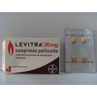 Wholesale LEVITRA 20MG Herbal Sex Capsule with 4 Tablets , Men Sex Pills from china suppliers