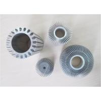 Wholesale Clear Anodizing Hollow Aluminum Sun Flower Extrusion Sink Agricultural from china suppliers