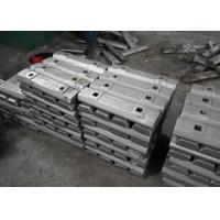 Wholesale Pearlitic Cr-Mo Alloy Steel Castings Wedge Bars Hardness HRC35-41 from china suppliers
