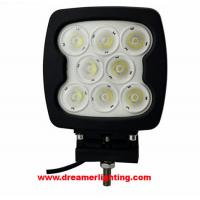 Wholesale 80W IP68 water-proof led work light for truck from china suppliers