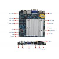 Wholesale Intel® Bay Trail-D Celeron J1900 Quad Core Cpu Fanless Nano Motherboard for Nano pc from china suppliers