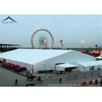 Wholesale Fabric Shade Canopy Wedding Reception Tent Customized Color UV - Resistant from china suppliers