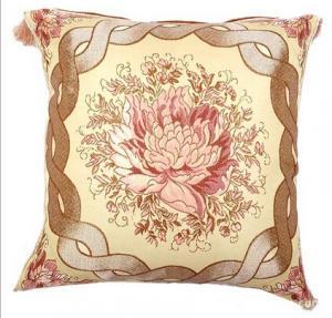 Wholesale Car Velevt Decorative Pillows / Rectangular Decorative Lumbar Pillows from china suppliers