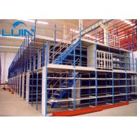 Wholesale 22FT / 6.5M Height Industrial Warehouse Shelving With Mezzanine Floor Racking from china suppliers